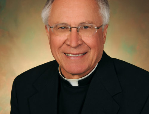 Fr. Tom Welk, C.PP.S. Featured in Wichita Eagle Article On Hospice Ministry