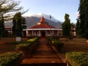 Chapel at St. Gaspar College, Morogoro, Tanzania