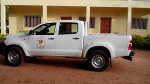 truck from Guinea Bissau