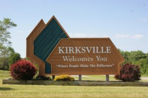 Kirksville, It really is the people who make the difference!