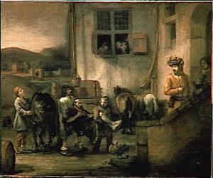 Rembrandt-The Good Samaritan