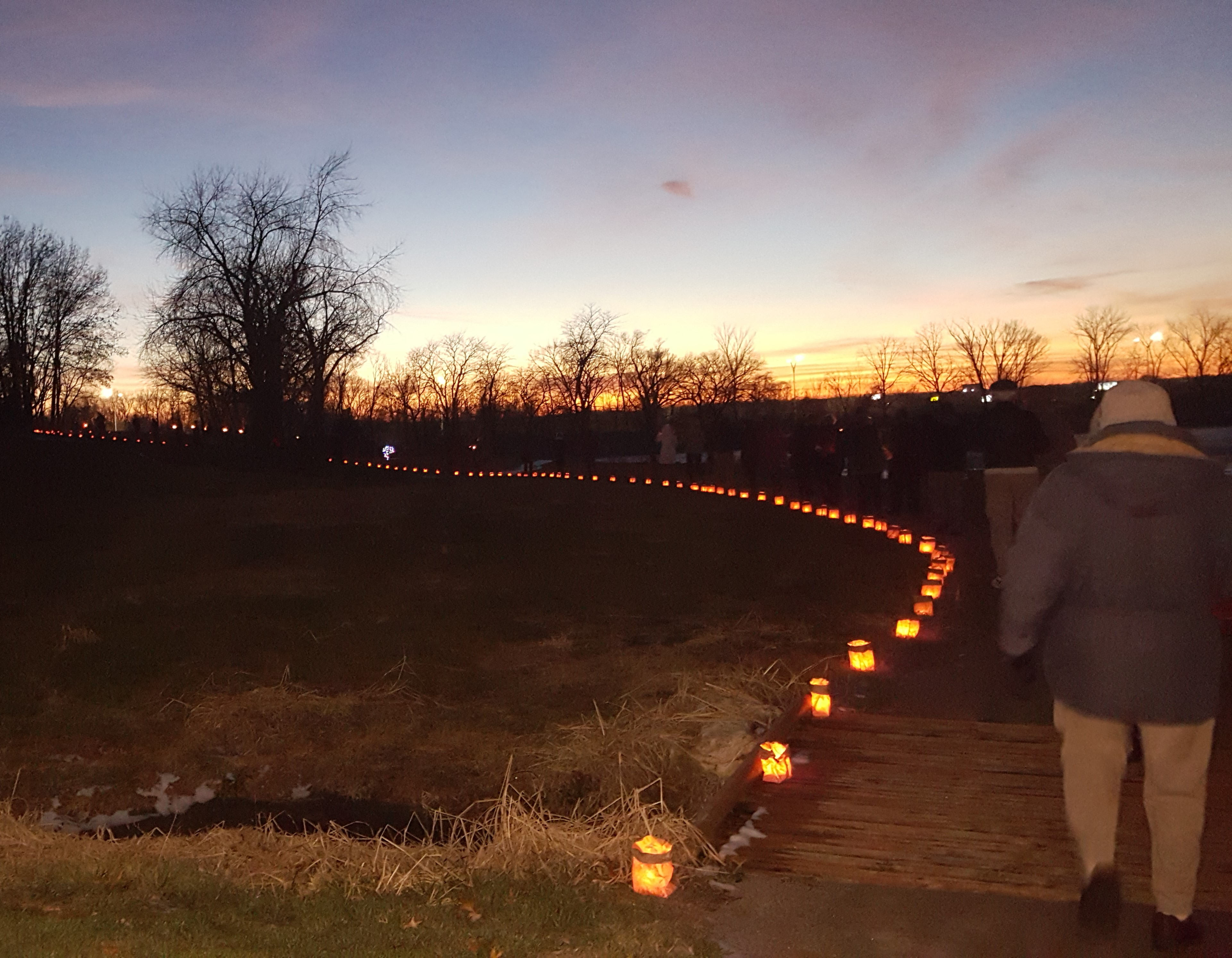 Winter Solstice Celebration of Light | Missionaries of the ...