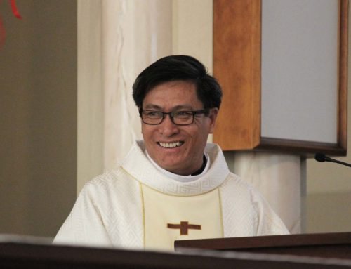 Congratulations Fr. Peter Tam Hoang, C.PP.S.!