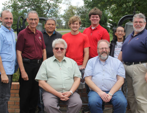 Discernment Weekend Held at Precious Blood Center, October 6-8