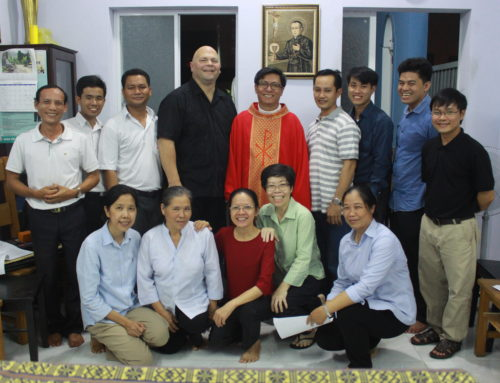 ASC Sisters Join Vietnam Mission in Celebration of Feast of St. Gaspar