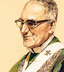 On the 40th Anniversary of the Assassination of Archbishop Oscar Romero
