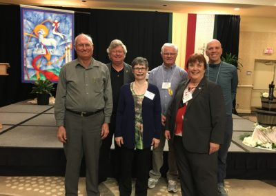 Kansas City companions who renewed covenant during the 2019 Assembly.