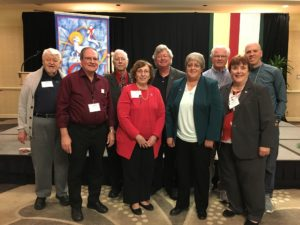 Mid-Missouri Companions who made first covenant or renewed covenant during the 2019 Assembly.