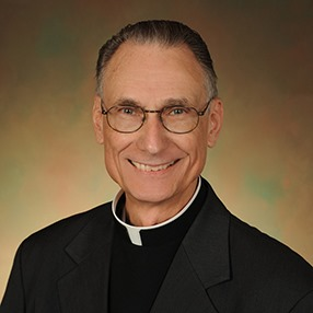 picture of fr. ron will