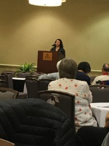 Precious Blood Volunteer Lina Guerrero shares her experiences working at PBMR in Chicago.