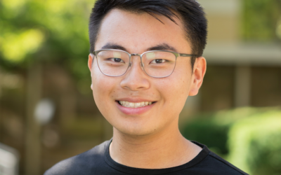 Introducing the 2019-2020 Precious Blood Volunteers: Keven Cheung