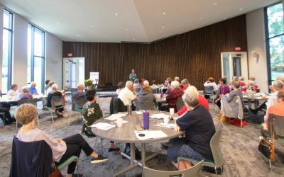 Companions Gather for Retreat at Precious Blood Renewal Center