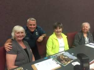 PBRS volunteers at KCPD event-2