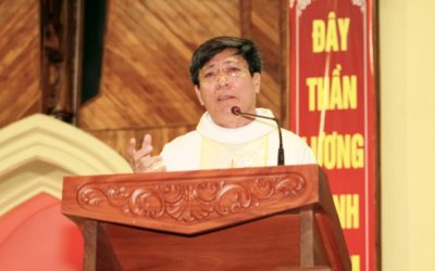 Celebration of the Feast of St. Gaspar in Vietnam Mission