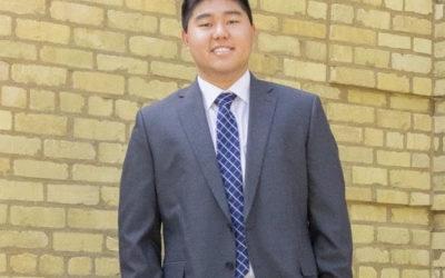 Introducing the 2020-2021 Precious Blood Volunteers: Mike Nguyen