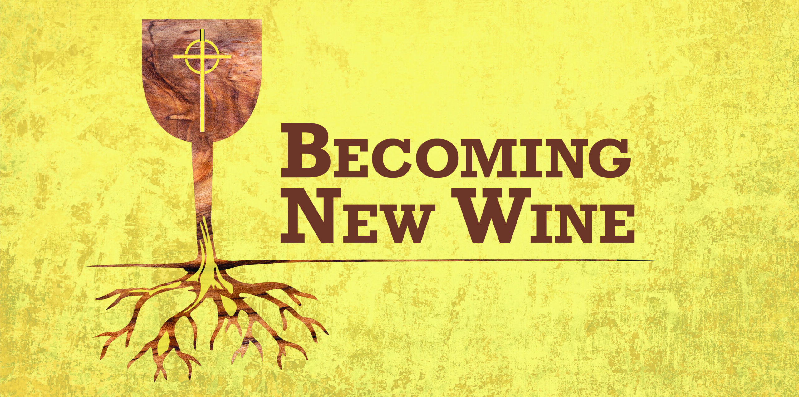 Becoming New Wine