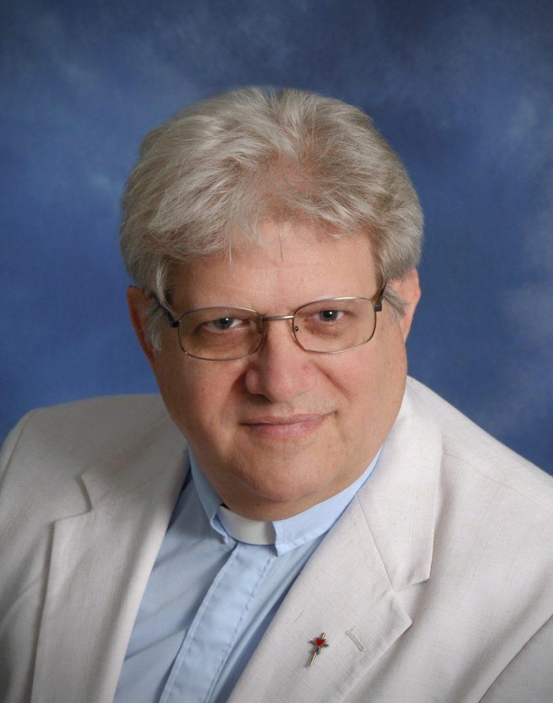 image of Fr. Dennis Chriszt
